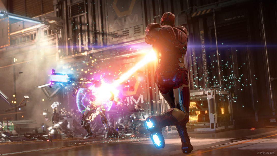마블 어벤저스가 PS5 버전으로 무료 업그레이드됩니다