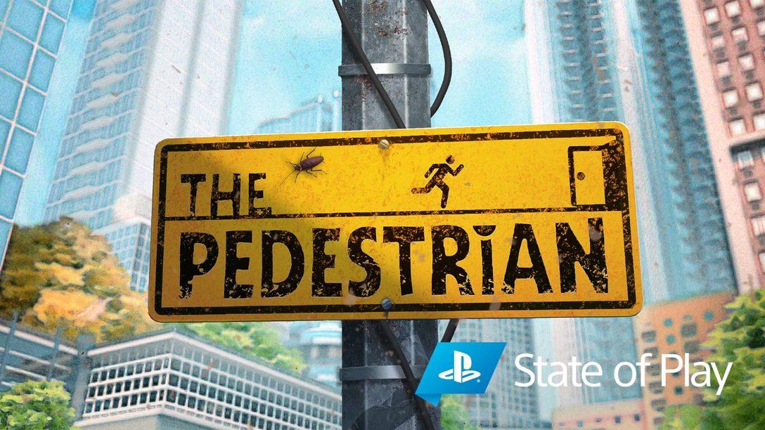 The Pedestrian이 2021년 1월 여러분의 길을 안내합니다