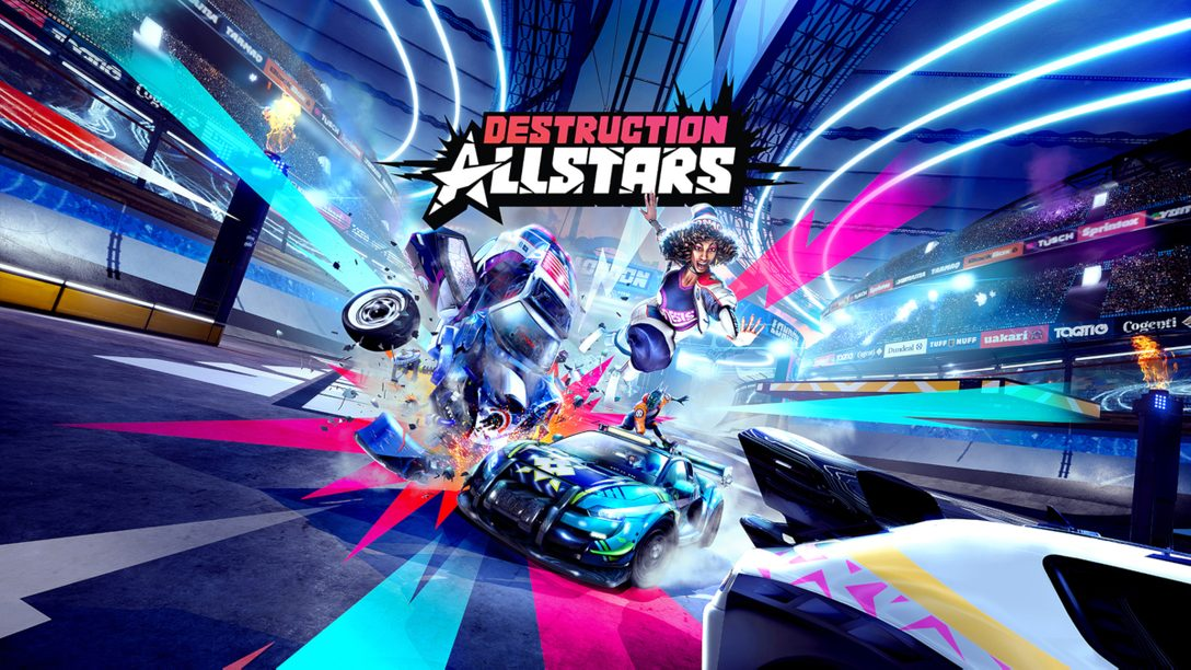 PS5™로 발매되는 Destruction AllStars에서 부딪치고, 박살 내고, 질주하며 이름을 날려 보세요
