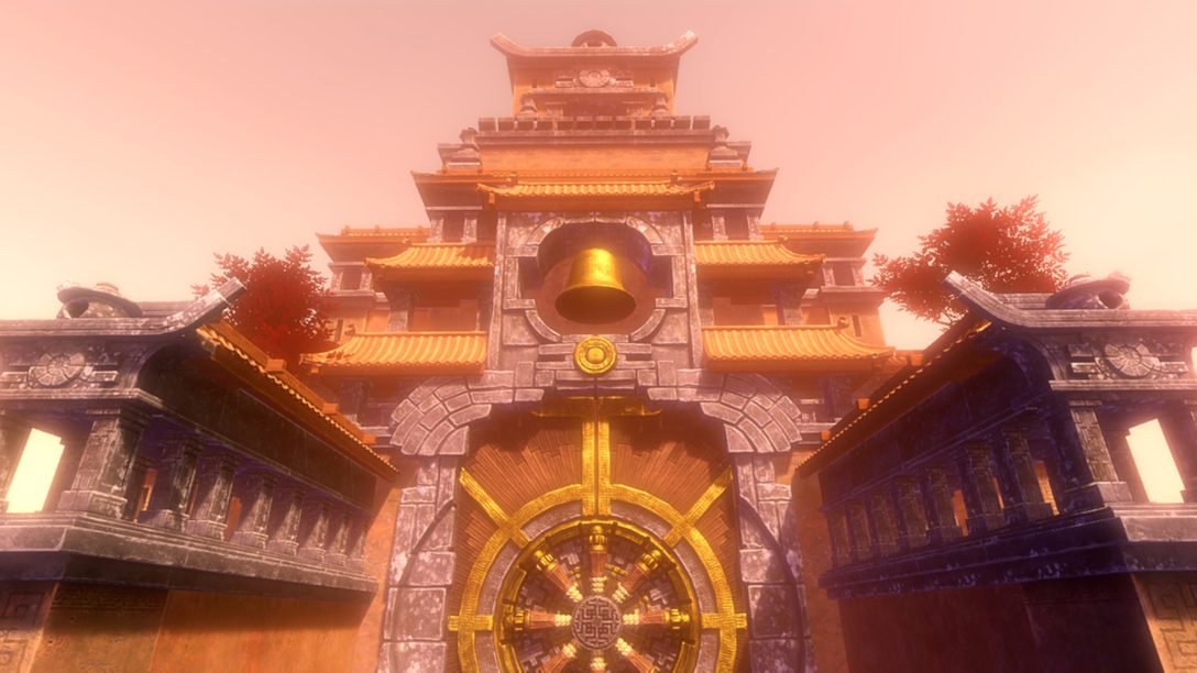 PS VR을 위한 Twilight Path를 발표합니다