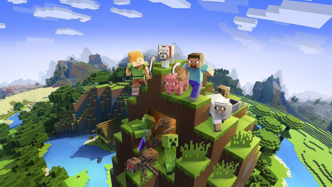 Minecraft가 이번 달에 PS VR 지원을 추가합니다