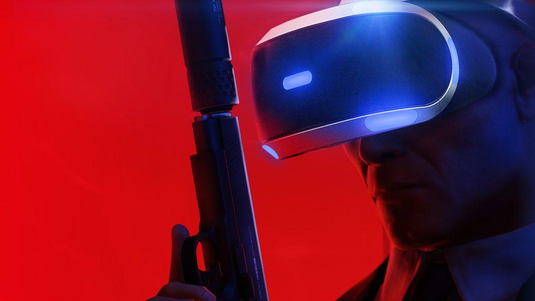 HITMAN 3 PS VR 모드의 4가지 독특한 방식이 여러분을 암살자의 세계에 몰입하게 만듭니다