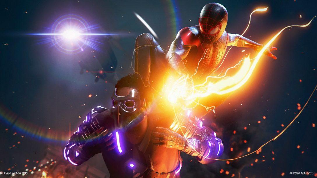 Marvel's Spider-Man: Miles Morales의 새로운 게임플레이 데모 영상을 감상하세요