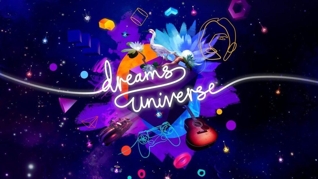 Dreams Universe의 새 기능: Media Molecule의 PS VR 하이라이트
