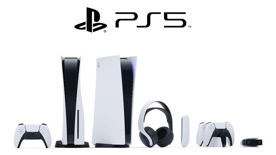 PlayStation 5가 11월 12일(목) 출시됩니다