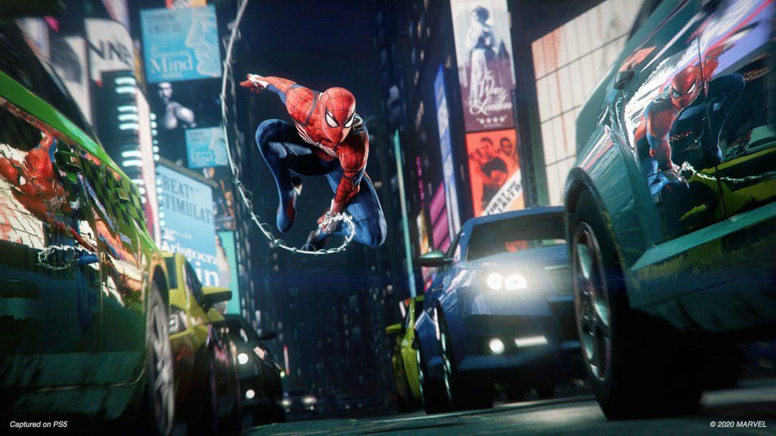 Marvel's Spider-Man Remastered의 상세 정보를 공개합니다