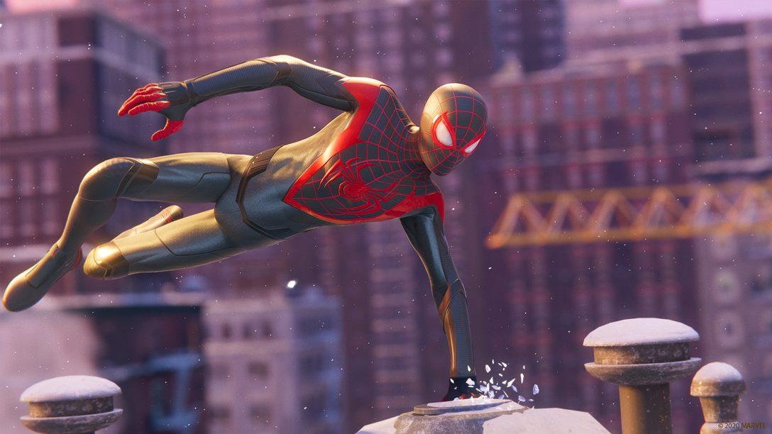 이번 주, Marvel's Spider-Man: Miles Morales가 PS4, PS5로 발매됩니다
