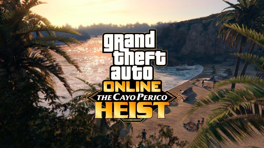 카요 페리코 습격: 12월 15일 GTA 온라인 출시