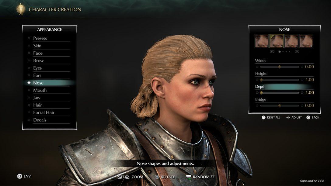 Demon's Souls의 캐릭터 생성과 사진 모드에 대해 알아보세요