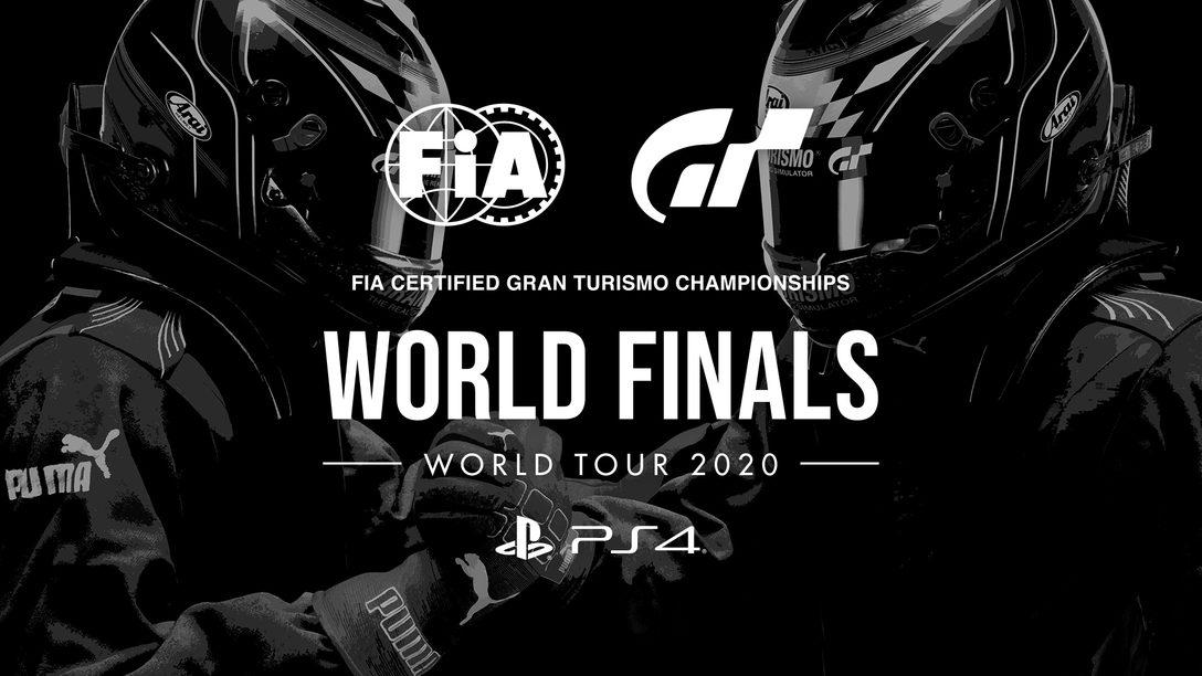 FIA 그란 투리스모 챔피언십 2020 아시아 리전 파이널을 놓치지 마세요