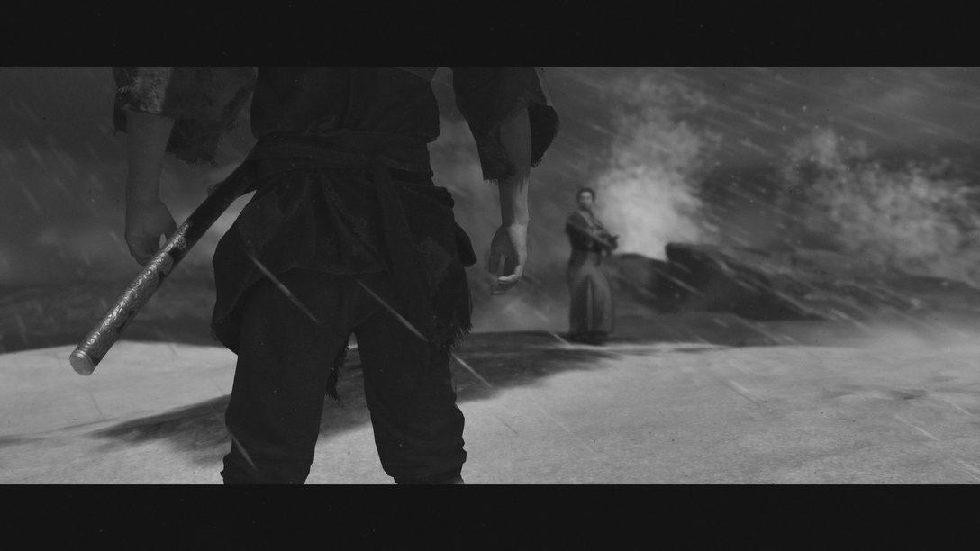 Ghost of Tsushima의 치명적 경험 약속과 전투 밸런스를 통해 칼에 경의를 표하다