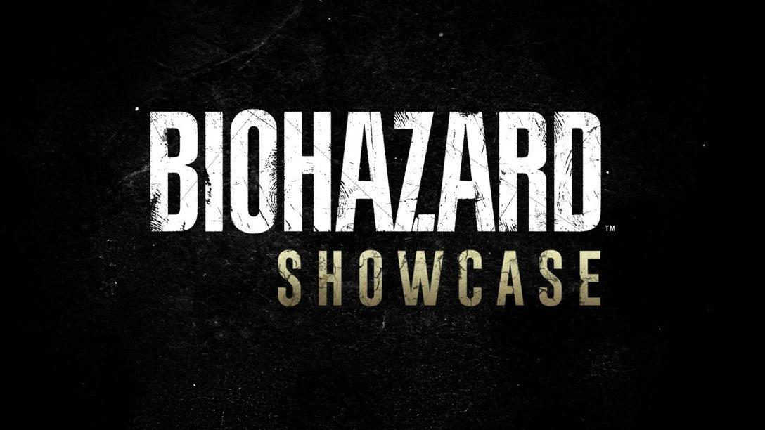 1월 22일, BIOHAZARD Showcase가 방송됩니다