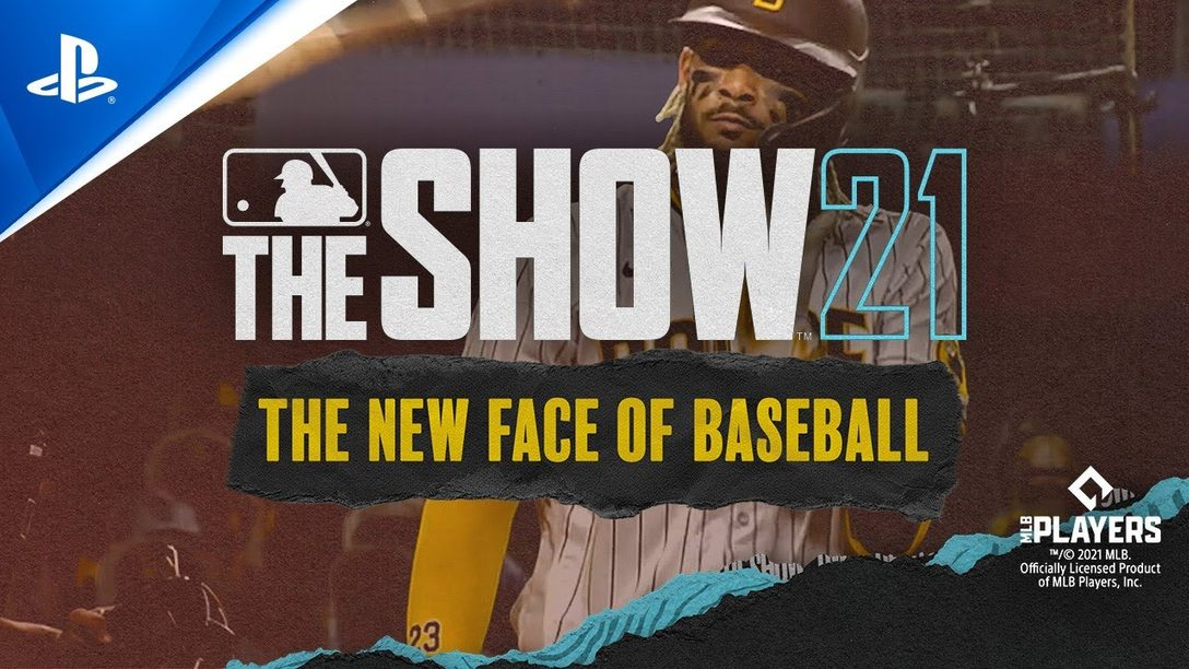 MLB The Show 21의 커버를 장식한 페르난도 타티스 주니어를 소개합니다