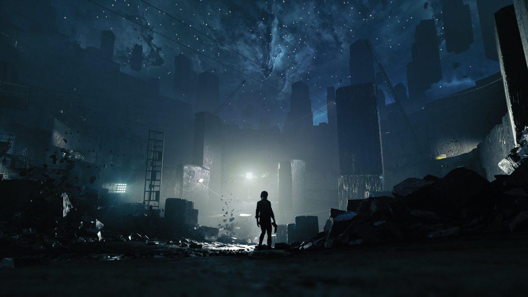 올디스트 하우스가 기다립니다. 컨트롤 얼티밋 에디션이 PlayStation®Plus에서 공개되었습니다