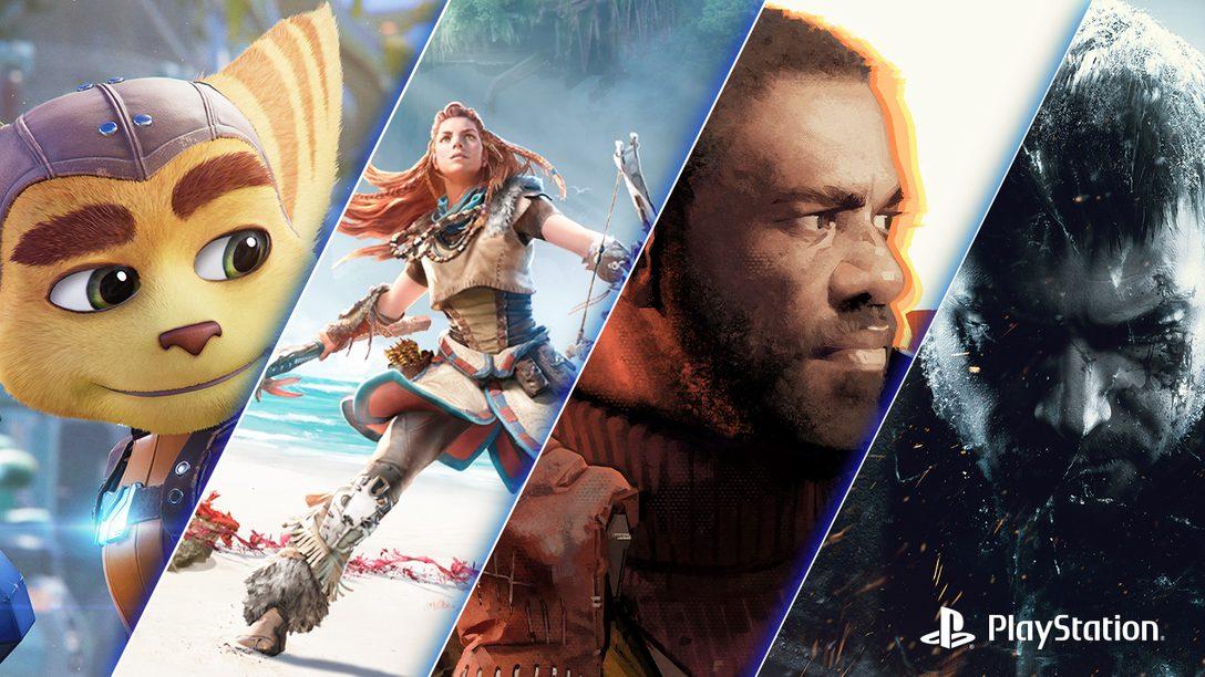 PlayStation 개발자들이 가장 기대하는 2021년 그리고 그 이후의 게임들