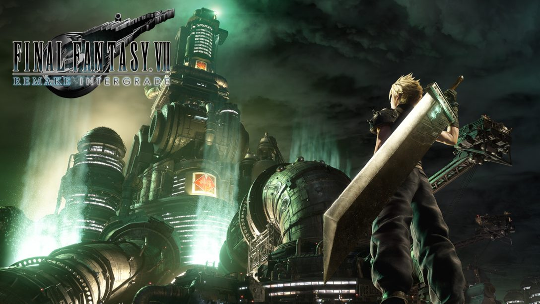 PS5™ 'FINAL FANTASY VII REMAKE INTERGRADE'이 2021년 6월 10일 발매됩니다!