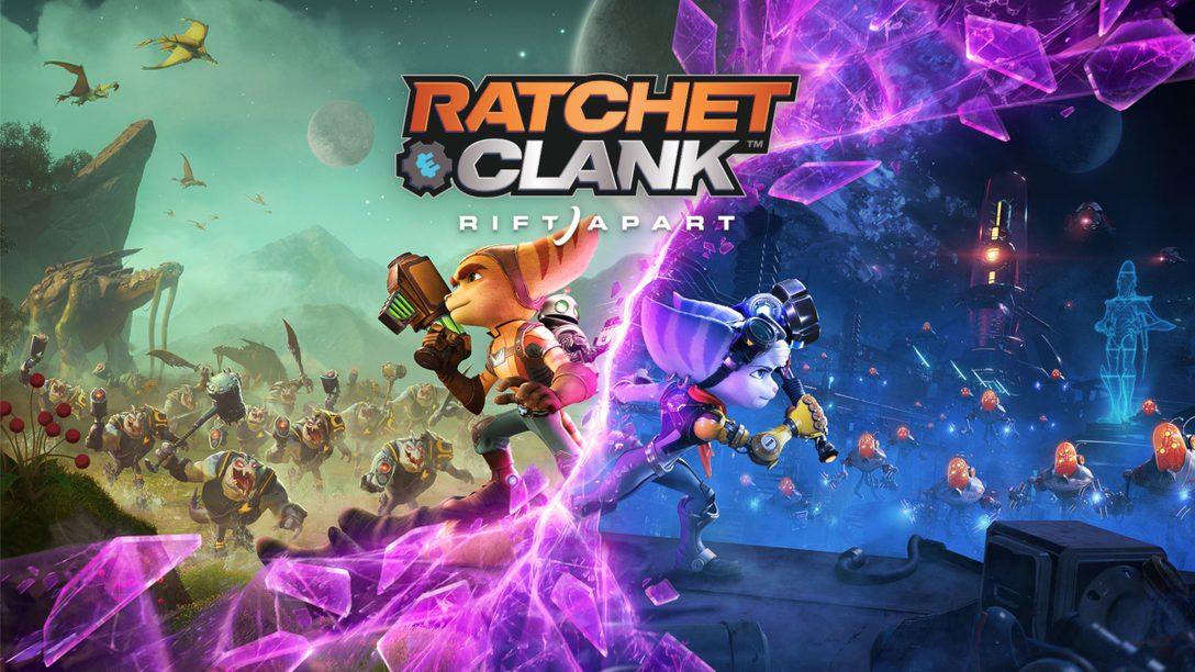 2021년 6월 11일에 찾아오는 Ratchet & Clank: Rift Apart의 예약주문 정보를 살펴보세요