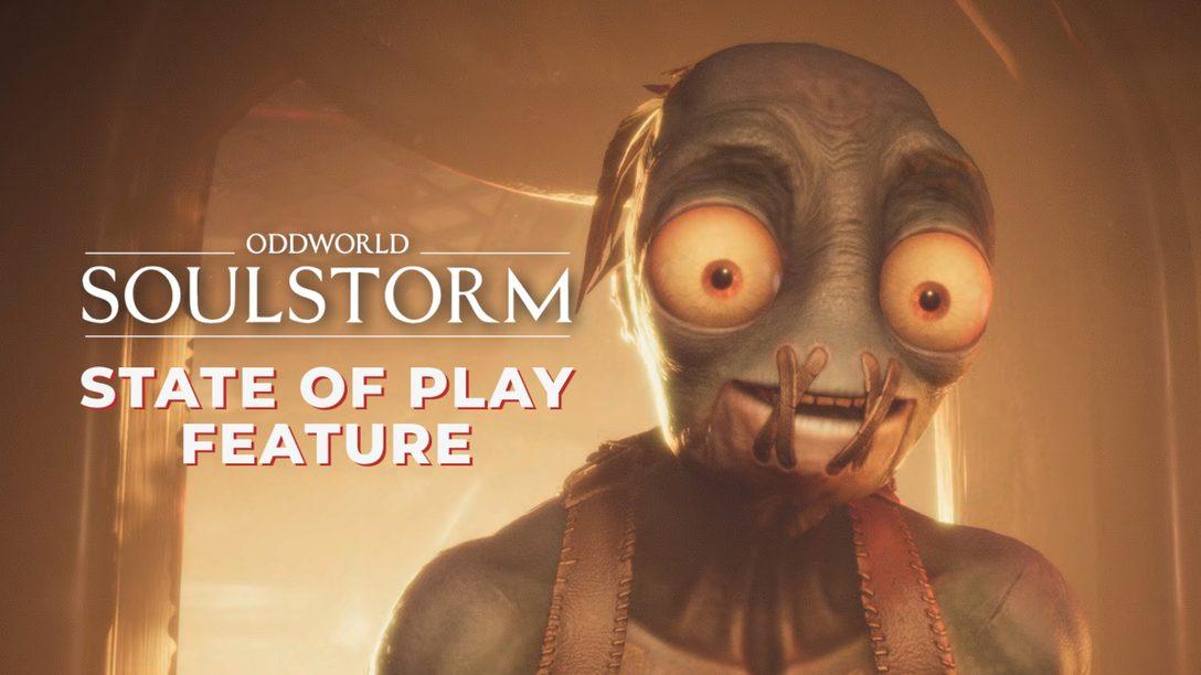 Oddworld: Soulstorm이 4월 20일 PS4와 PS5로 찾아옵니다