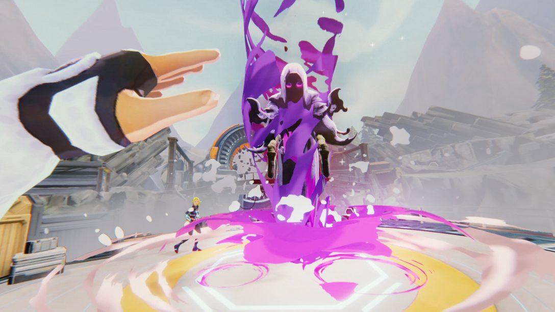 JRPG에서 영감을 받은 광활한 MMO, Zenith가 PS VR로 출시됩니다