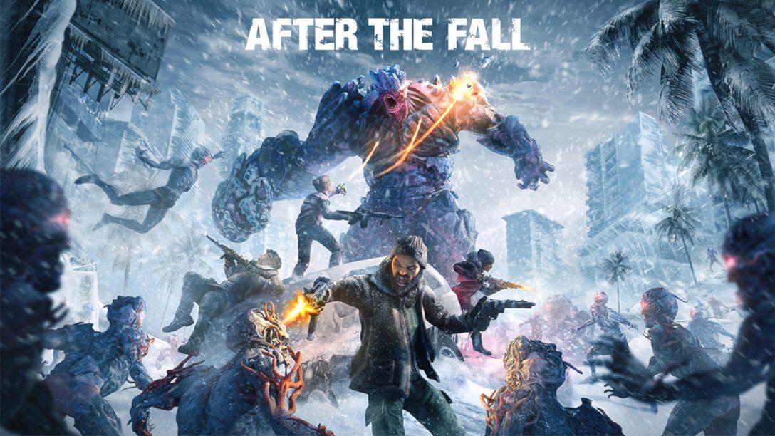 Arizona Sunshine의 제작진이 소개하는 After the Fall과 함께, 속도감 넘치는 협동 FPS 액션을 PS VR로 경험하세요