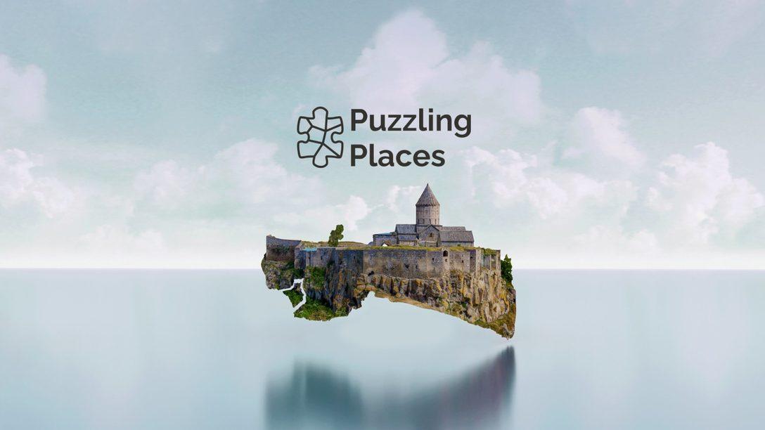 3D 직소 퍼즐 게임인 Puzzling Places가 PS VR로 찾아옵니다!