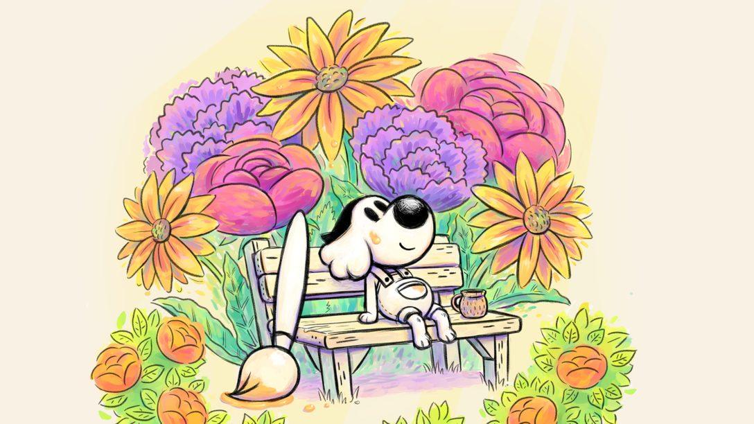 올여름 PS5와 PS4로 찾아오는 Chicory: A Colorful Tale에서 세상은 여러분의 캔버스가 됩니다
