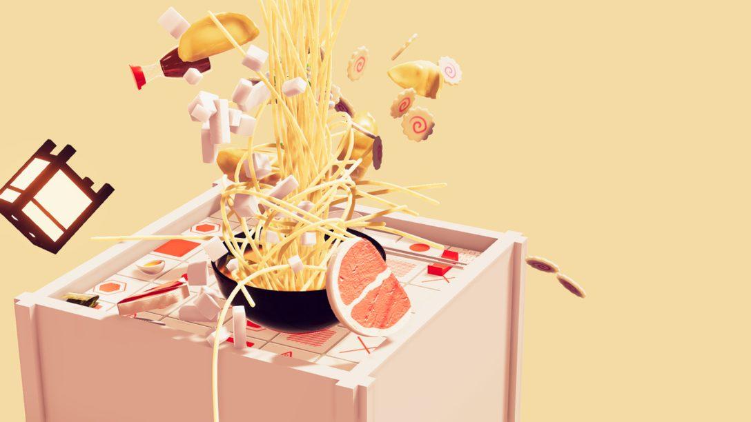 Nour: Play With Your Food의 부주방장, 인터랙티브 사운드트랙을 소개합니다