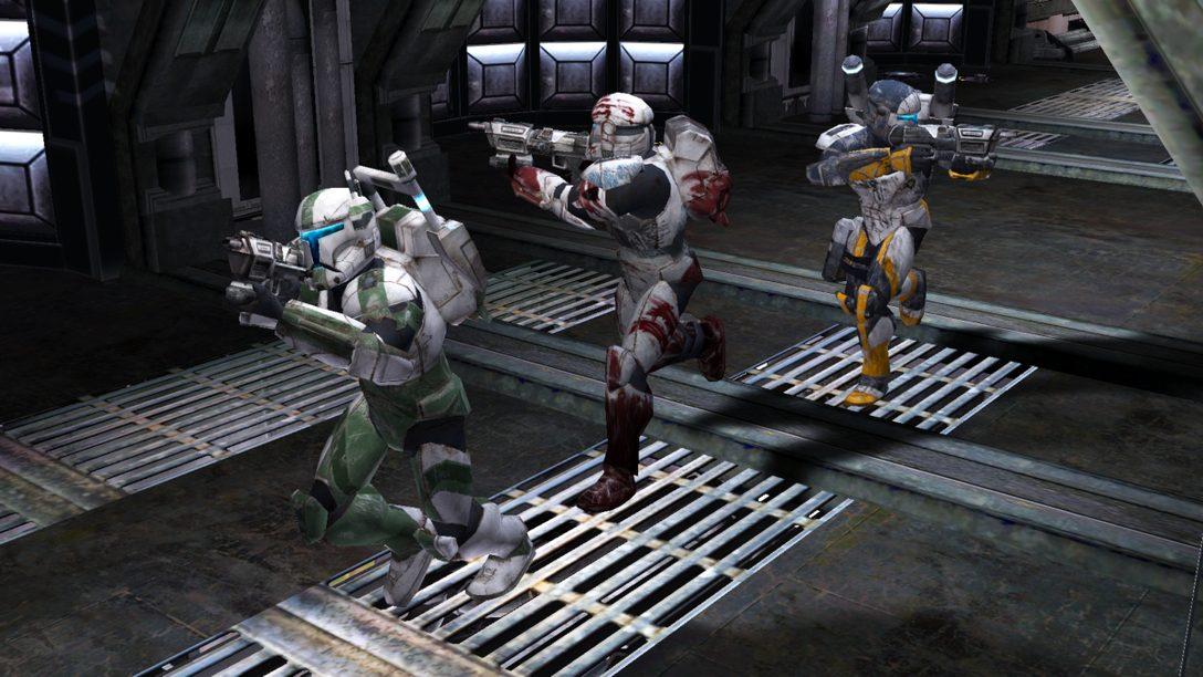 Star Wars Republic Commando가 4월 PS4™에 출시됩니다