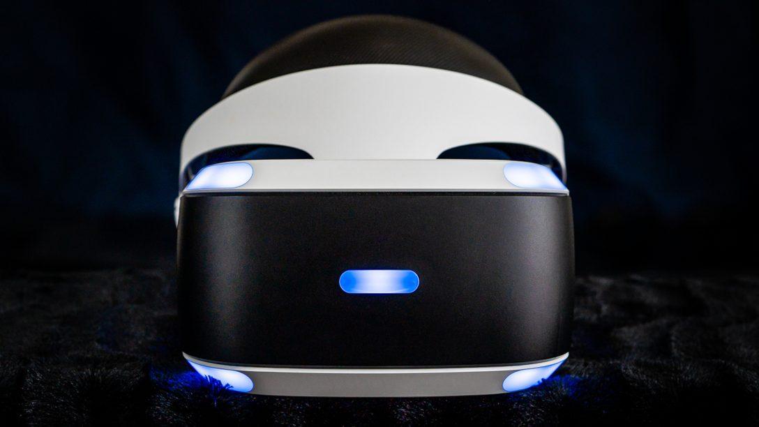 PS VR에 대한 집중 조명이 다시 시작됩니다