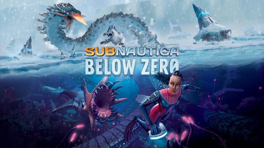 완전히 새로운 Subnautica: Below Zero의 게임플레이가 State of Play에서 공개되었습니다