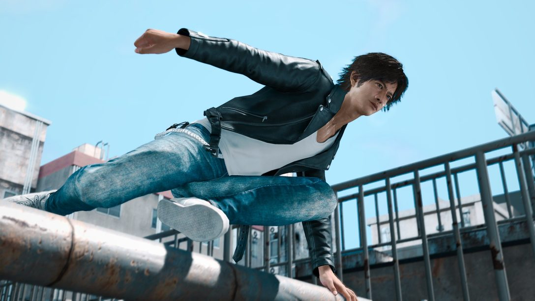 용과 같이 7: 빛과 어둠의 행방을 좋아하시나요? 그렇다면 PS5™ 버전 저지 아이즈: 사신의 유언 Remastered도 추천합니다