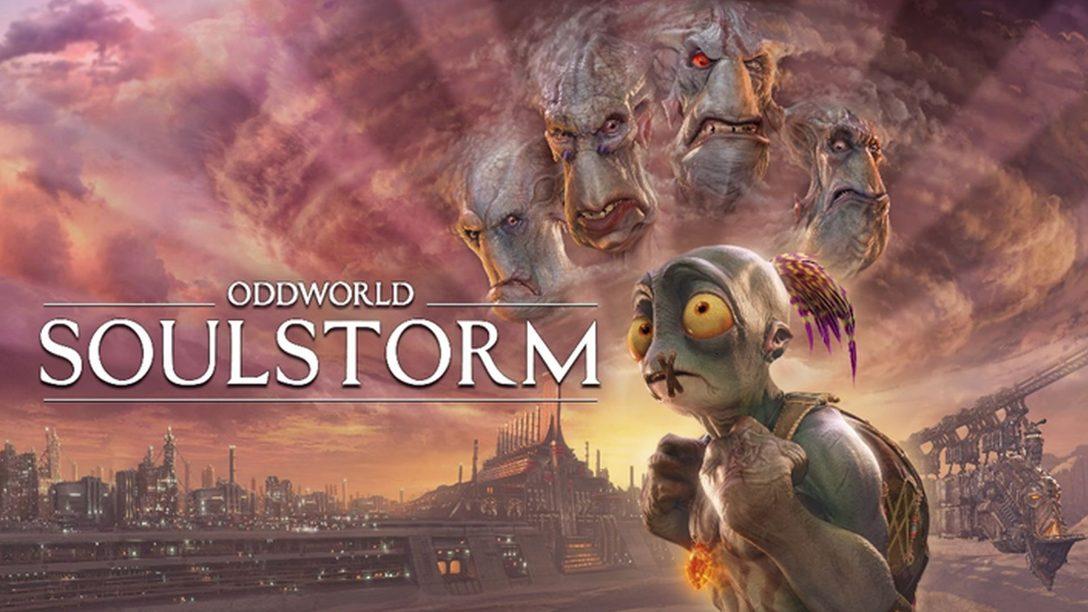Oddworld: Soulstorm의 다양한 엔딩과 콰믹 점수를 높이는 방법을 알아보세요