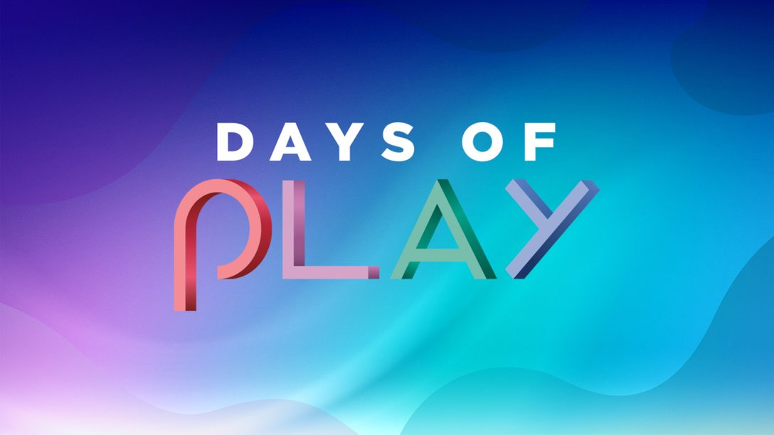 Days of Play 2021이 PlayStation Player Celebration과 함께 오늘부터 시작됩니다