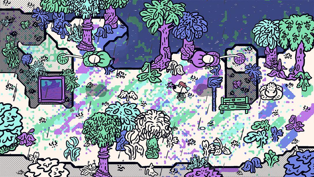 소리가 자아내는 즐거운 풍경, 그리고 Chicory: A Colorful Tale