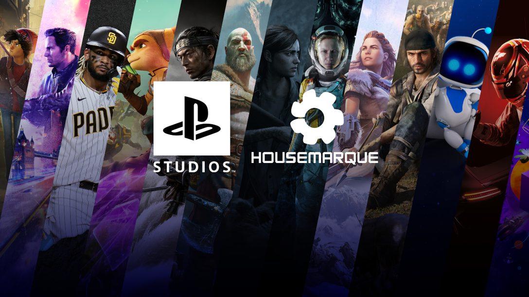 Housemarque, PlayStation Studios 계열사로 합류