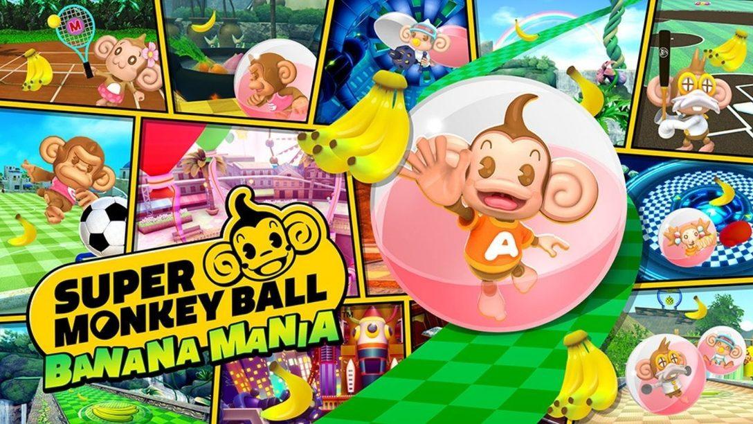 Super Monkey Ball Banana Mania: 매력적인 시리즈의 20 주년을 기념하기
