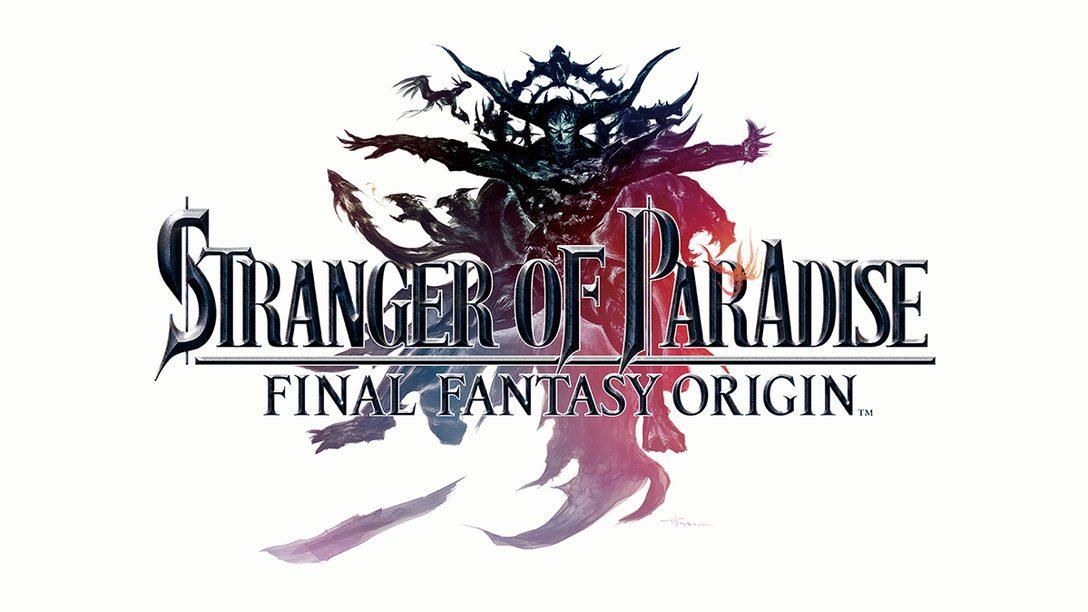 FINAL FANTASY 시리즈의 최신작인 STRANGER OF PARADISE FINAL FANTASY ORIGIN이 PS5와 PS4로 찾아옵니다!