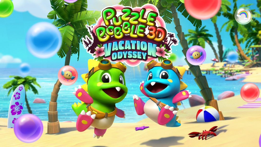 Puzzle Bobble 3D: Vacation Odyssey가 올해 말에 PS VR, PS4, PS5로 Puzzle Bobble의 새로운 차원을 추가합니다