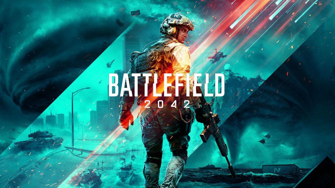 10월 22일에 PS4와 PS5로 출시되는 Battlefield 2042의 첫 세부 사항을 살펴보세요