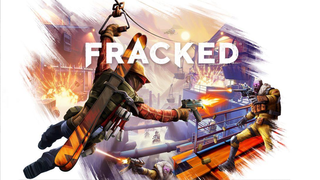 PS VR 독점 게임인 Fracked의 확장된 게임플레이를 공개합니다