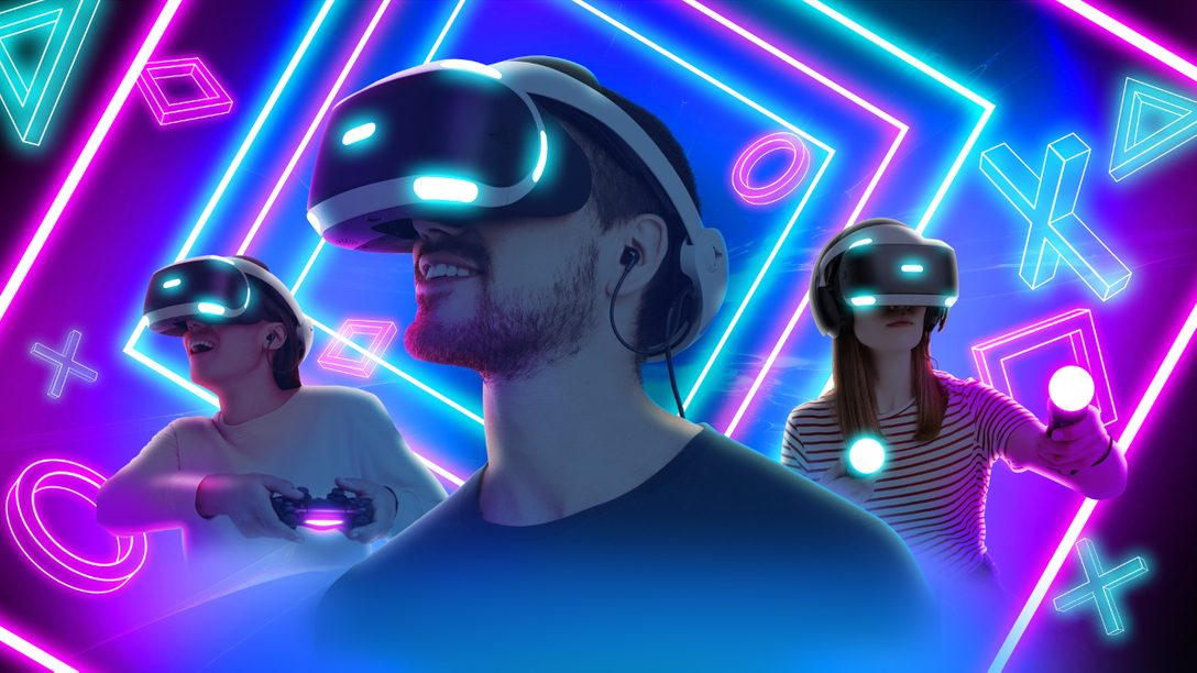 PS VR에 대한 집중 조명이 새로운 소식과 함께 돌아옵니다