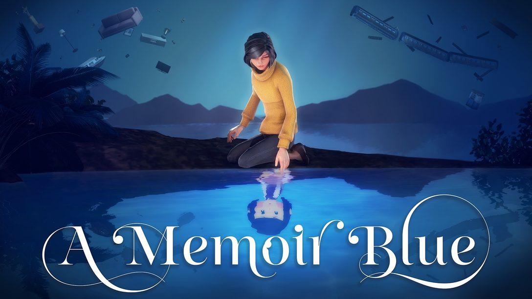 A Memoir Blue가 말이 없이 감동적인 이야기를 들려줍니다