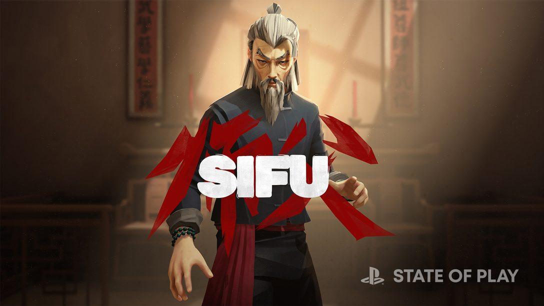 Sifu: 새 트레일러, 발매일 업데이트
