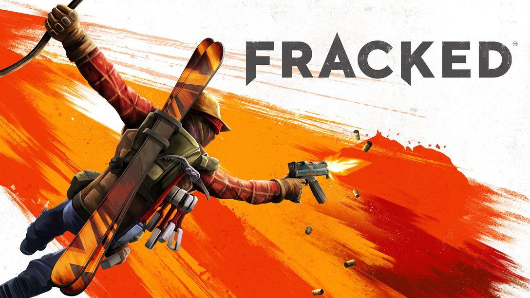 빠른 속도로 펼쳐지는 PS VR 액션 게임 Fracked를 만나보세요