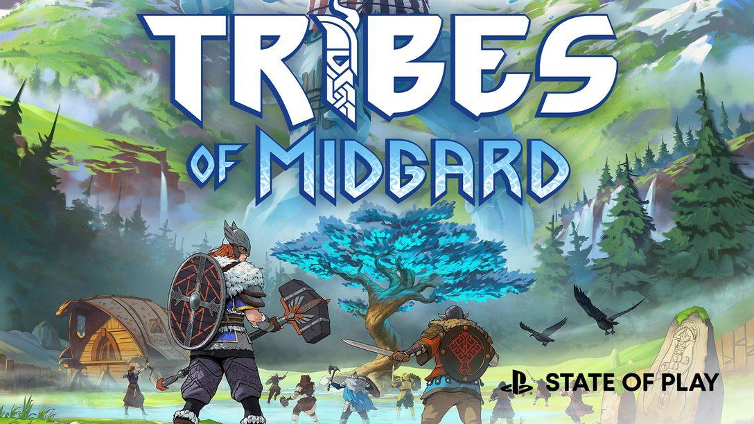 Tribes of Midgard: 출시 후 계획 공개