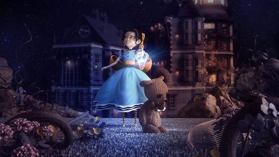 10월 21일에 PS4로 출시되는 Tandem: A Tale of Shadows를 소개합니다