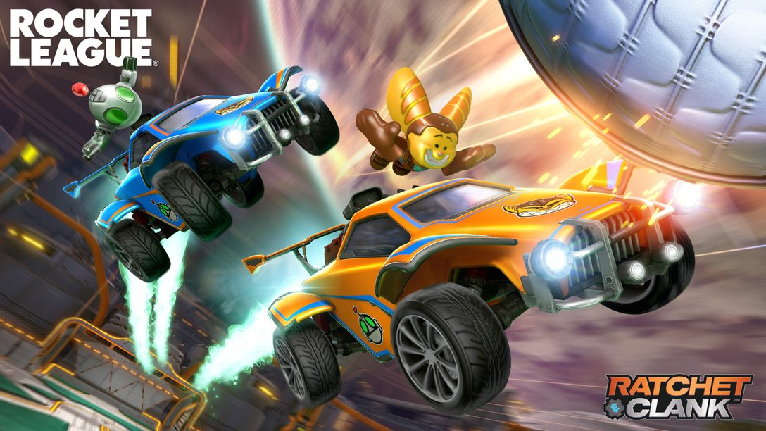 Ratchet & Clank가 Rocket League로 찾아오고 시즌 4를 향해 질주합니다