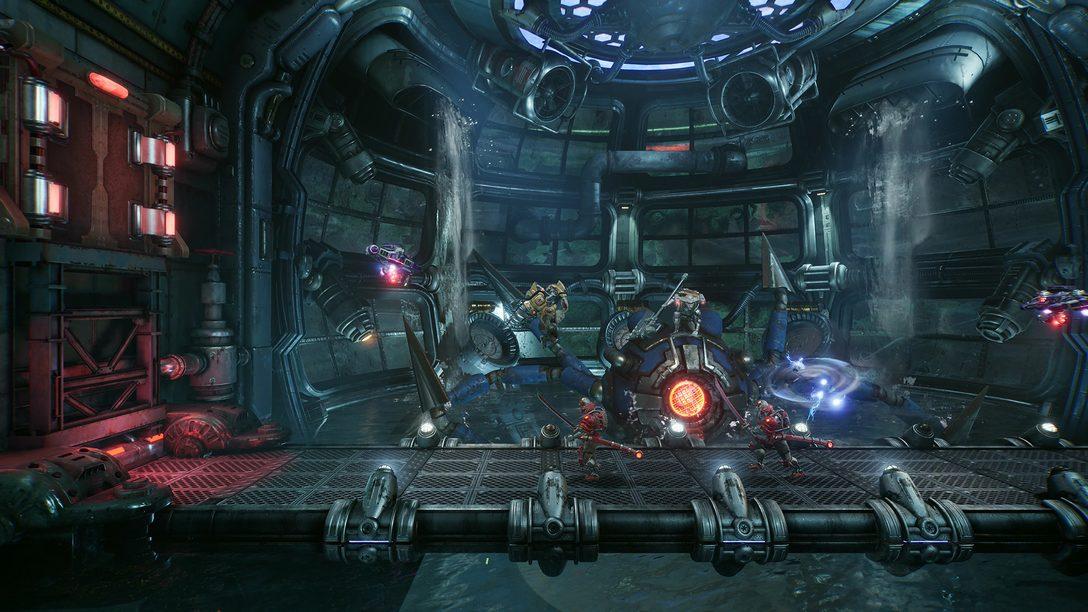 F.I.S.T.: Forged In Shadow Torch에서 아케이드식 탐색 전투를 체험하세요