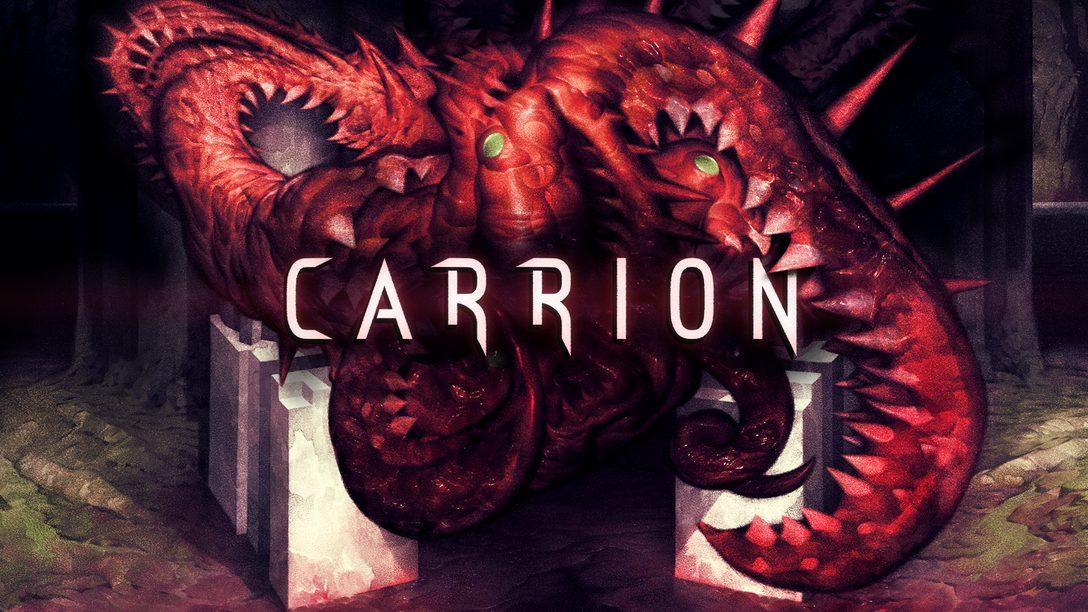 입장이 뒤바뀐 호러 경험인 Carrion이 올해 말 PS4에 찾아옵니다