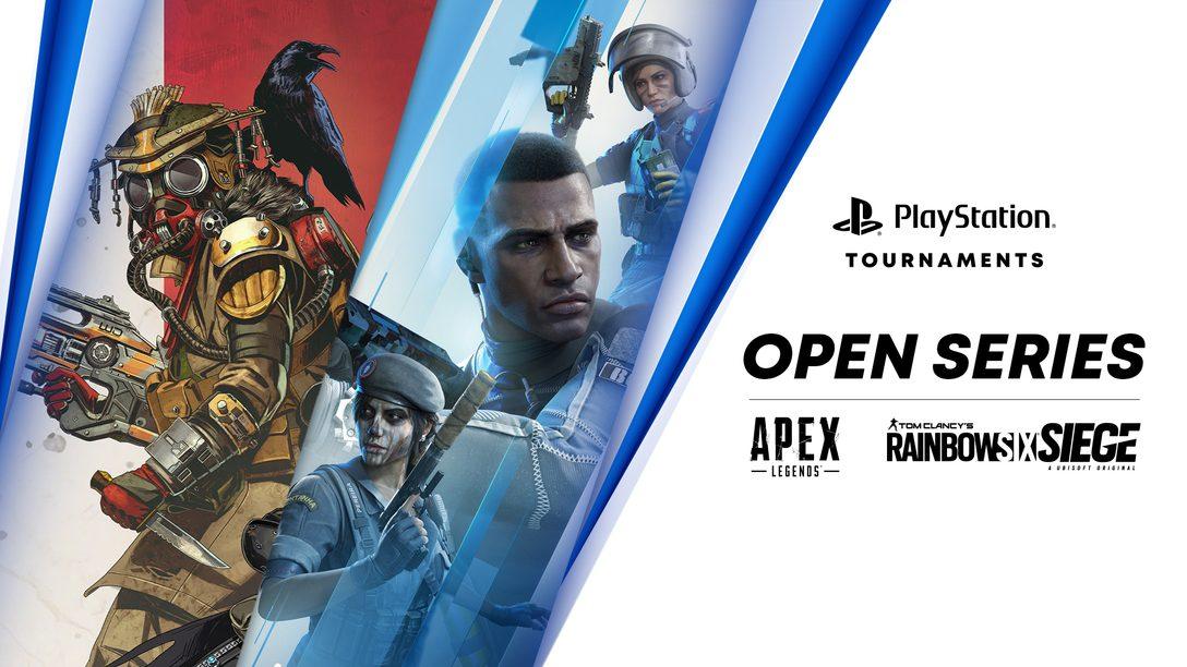Apex 레전드와 Rainbow Six Siege가 PS4 토너먼트 오픈 시리즈에 합류합니다